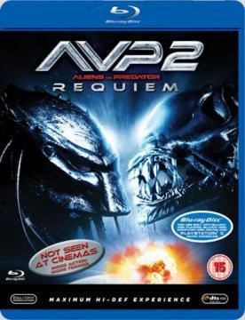 Чужие против Хищника: Реквием / Aliens vs. Predator Requiem (2007) WEB-DL 1080p   Open Matte   Театральная версия