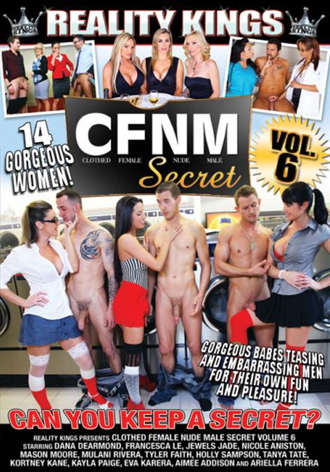 CFNM Secret 6 / Секрет CFNM 6 (Reality Kings, Fetish, All Sex, Orgy, 2011) [DVDRip, Original]