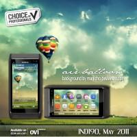 Nature Series – 5 супер тем от IND190 для Symbian 3
