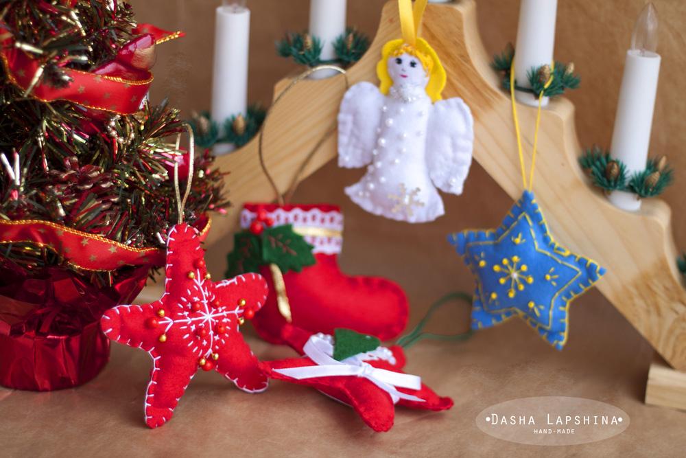 Новогодние подарки :), подарки покупателям, акция, новогодняя акция, подарки, фетр
