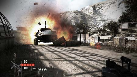 Heavy Fire Afghanistan-KaOs