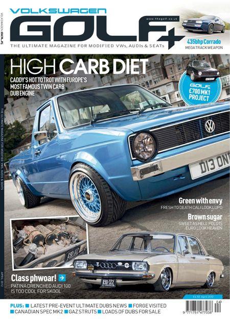 Volkswagen Golf+ - April 2012 (HQ PDF) [Eng]