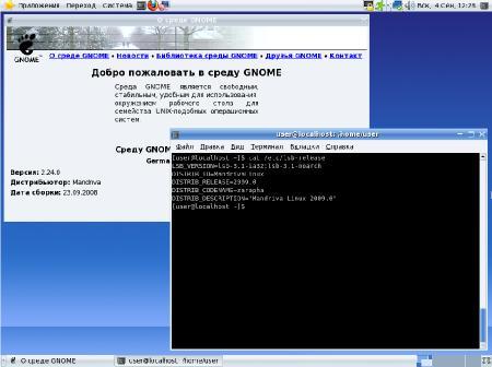Mandriva Enterprise Server [ v.5.2, i586 + x86_64 ( 2xDVD ) 2011 ]
