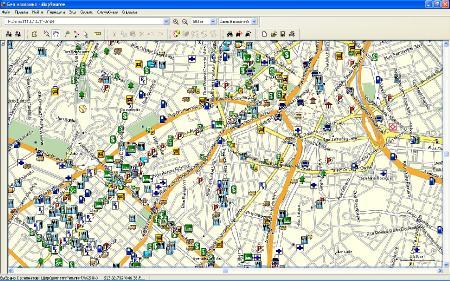 Карты Южной Америки для Garmin MapSource [ Регулярно обновляемые версии карт, 2011 ]