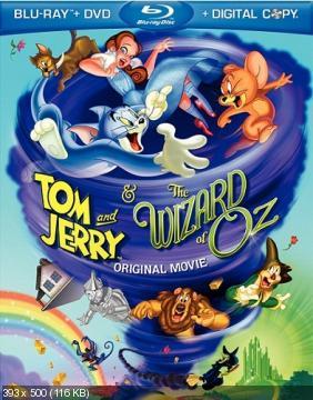 Том и Джерри и волшебник из страны Оз / Tom and Jerry & The Wizard of Oz (2011) BDRip 1080p