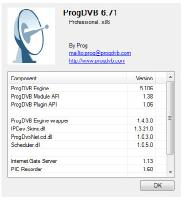 ProgDVB Professional 6.71 Final