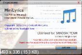 MiniLyrics 7.1.793.0 x86+x64 (2011 г.) [английский + русский]