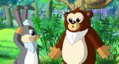 Мудрые сказки тётушки Совы. Медвежонок Ых и цветы дружбы