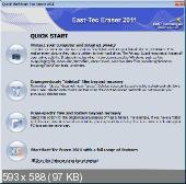 East-Tec Eraser 2011 9.9.91.100 (2011 г.) [английский]