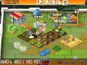Реальная ферма 2 / My Farm Life 2 (2011/RUS)