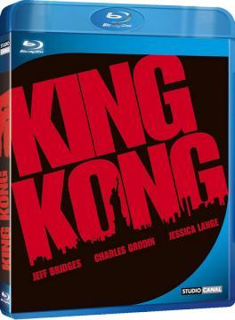 Кинг Конг / King Kong (1976) Blu-Ray Disc 1080p (custom)