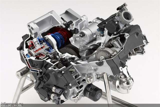 Honda Integra - название серийной версии концепта скутера New Mid