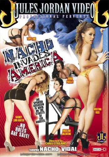 Начо вторгается в Америку / Nacho Invades America (2011) DVDRip