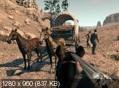 Call of Juarez Узы крови (RePack Element Arts/Ru)