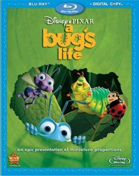 Приключения Флика / Жизнь жуков / A Bug's Life (1998) BDRip 1080p