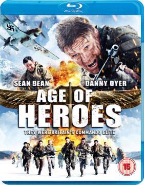 Эпоха героев / Age of Heroes (2011) BDRemux 1080p