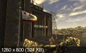 Fallout: New Vegas v 1.4.0.525 + 9 DLC (RUS / ENG)