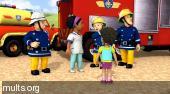 Пожарный Сэм - готовы к действию / Fireman Sam - Ready for Action (2011) DVDRip