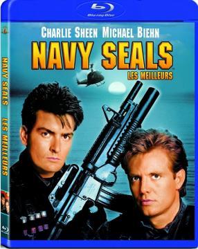 Морские котики / Navy Seals (1990) BDRemux 1080p