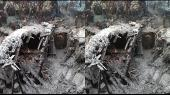 Севастополь Панорама и Диорама в 3D Горизонтальная анаморфная