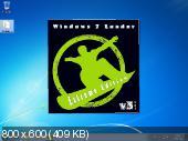 WINDOWS 7 ULTIMATE SP1 с программами by Loginvovchyk (ОКТЯБРЬ 2011) (Х86) [2011, RU] Скачать торрент