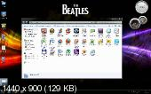 Windows 7 Ultimate The Beatles Edition v 7.10.11 SP1 x64