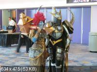 BlizzCon 2011 фото отчет