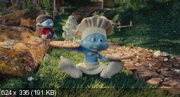 The Smurfs / Smerfy (2011) PLDUB.MD.DVDRip.XViD-J25 / DUBBiNG PL +RMVB +x264
