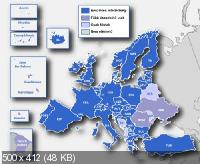 City Navigator Europe NT 2012.30 MapSourse + IMG unlock (03.11.11) Английские версии