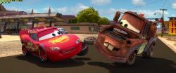 Тачки 2 / Cars 2 [Русский видеоряд] (2011) BDRip 1080p / 8.18 Gb [Лицензия]
