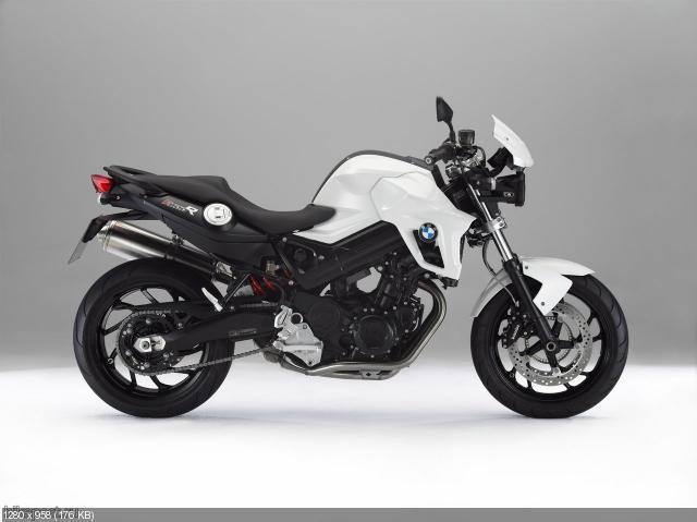 Мотоцикл BMW F800R 2012