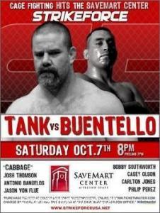 Strikeforce - Tank vs Buentello [2006 г., MMA, DVD5]