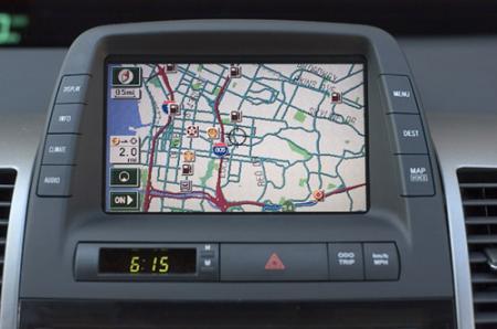 Voice Navigation System [ Toyota ND3T-W54, DVD Japan 2005 (A23) 86271 V358A4 ]