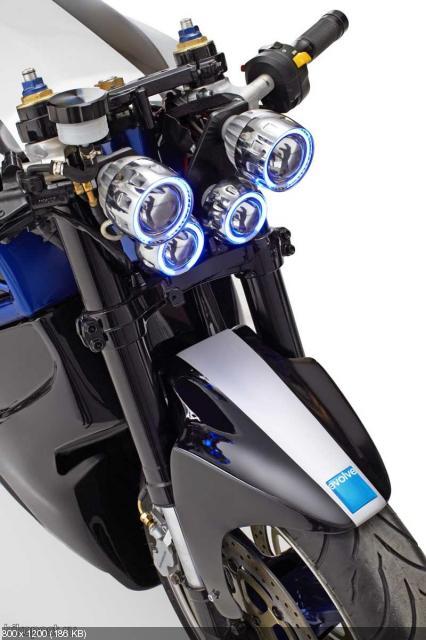 Электроциклы Evolve Xenon и Evolve Lithium