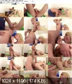 Красивое порно с украинской блондинкой Алисой!