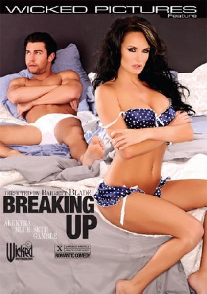 """Она умеет встречать мужа после работы / Alektra Blue сцена из """"Breaking Up"""" (2011) DVDRip"""