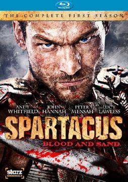 Спартак: Кровь и Песок | Spartacus: Blood and Sand [Сезон: 1] (2010) BD Remux