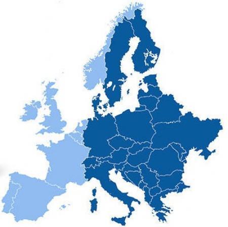 VW Navigation DVD Потрясающе восточной Европы [ V.8.CD .7691, для RNS 510, 2011 ]