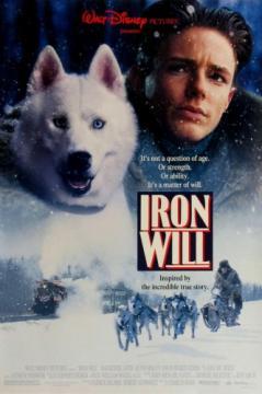 Железная воля / Iron Will (1994) HDTVRip 720p