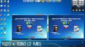 Microsoft Windows 7 Максимальная SP1 x86/x64 WPI - DVD 22.11.2011