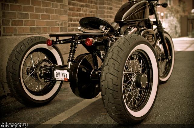 Трайк Harley-Davidson Sportster