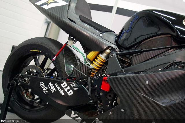 Прототип Yamaha YZR-M1 2003