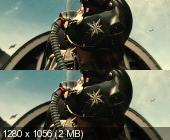 Зeлeный Фoнaрь / Green Lantern (2011) BDRip 720p | Theatrical Cut | 3D-Video