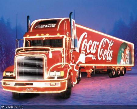 Новогодние и Рождественские обои для рабочего стола 2012 № 2