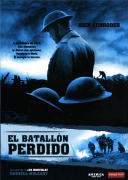 Забытая рота / The Lost Battalion (2001) HDTV 1080i