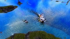 Pirates Of Black Cove v 1.0.5.8062 + 1 DLC (2011/RUS/ENG/Repack от Fenixx)
