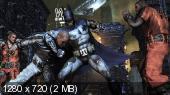 Batman: ������ ���� v6 Steam-Rip �������� (Multi9/+)