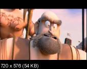 �����-������ / Ronal barbaren (2011) BDRip 1080p+BDRip 720p+HDRip(1400Mb+700Mb)+DVD5+DVDRip(1400Mb+700Mb)