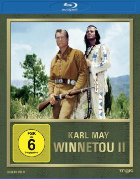 Виннету - сын Инчу-Чуна / Winnetou - 2. Teil (1964) BDRemux 1080p