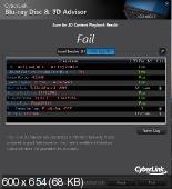 Воспроизведение 3DBD на ноутбуке Y570